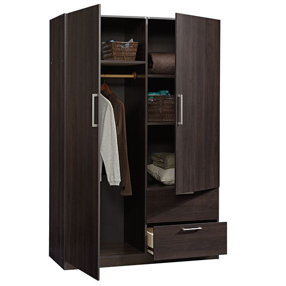 jconrad furniture sauder beginnings wardrobe storage cabinet - Sauder Storage Cabinet