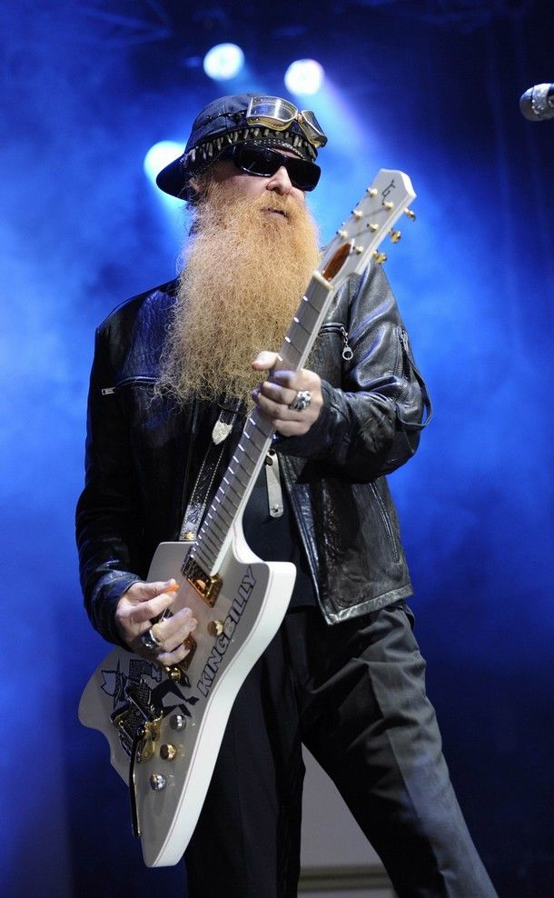 guitar players famous | Guitar players you should know: Billy Gibbons - Listening Room Blog
