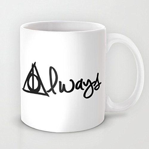 Immer Heiligtümer des Todes Kaffee Tasse Einzigartige Kaffee Tasse Geschenk…