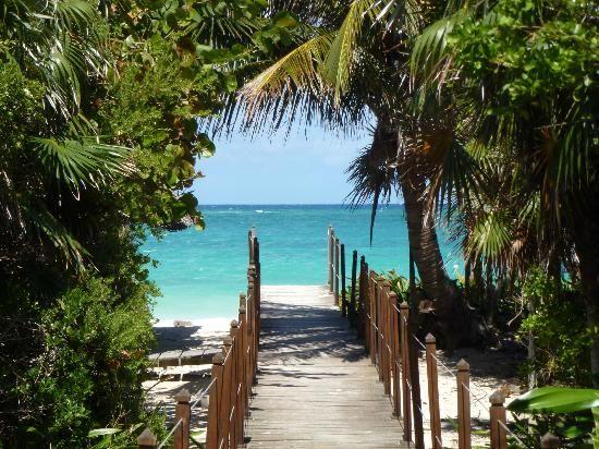 Wonderful beach at Cayo Coco Cuba