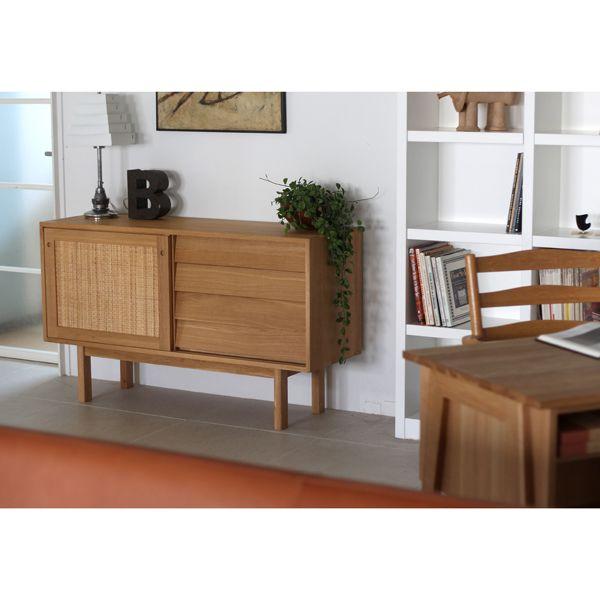 Kano Middle cabinet:カノ | キャビネット | 国産 | 東京、目黒通りにあるインテリアショップカーフ、ブラックボードのオンラインサイトです。オリジナルデザインの家具や、北欧,英国ビンテージ・アンティーク・インダストリアル家具・照明を取り扱っております。
