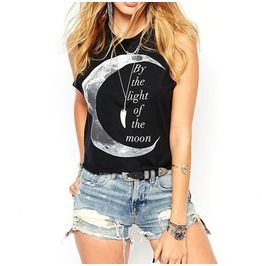 By The Light Of The Moon Tank Top