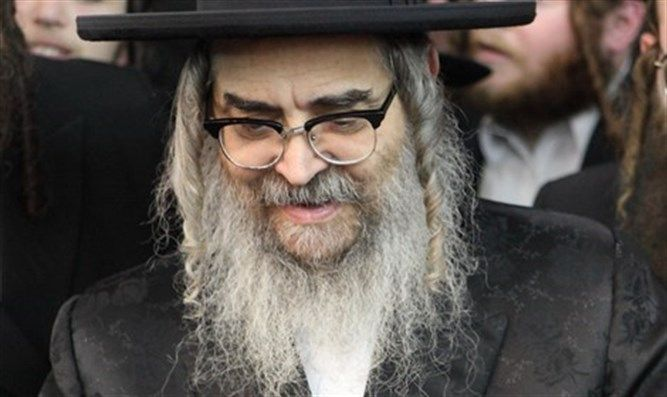 Satmar Rebbe to French Jews: Don't move to Israel!