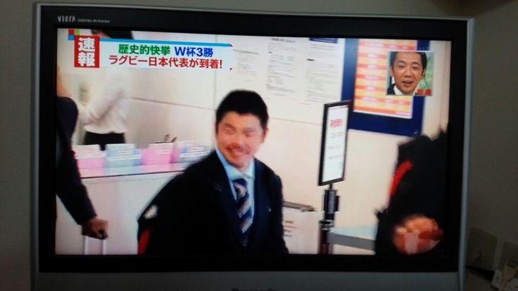 田中選手: