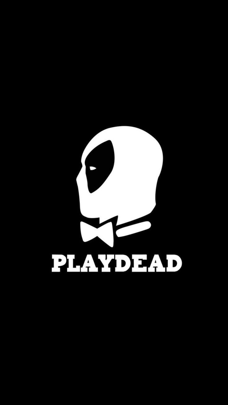 Deadpool - Playdead Phone Wallpaper