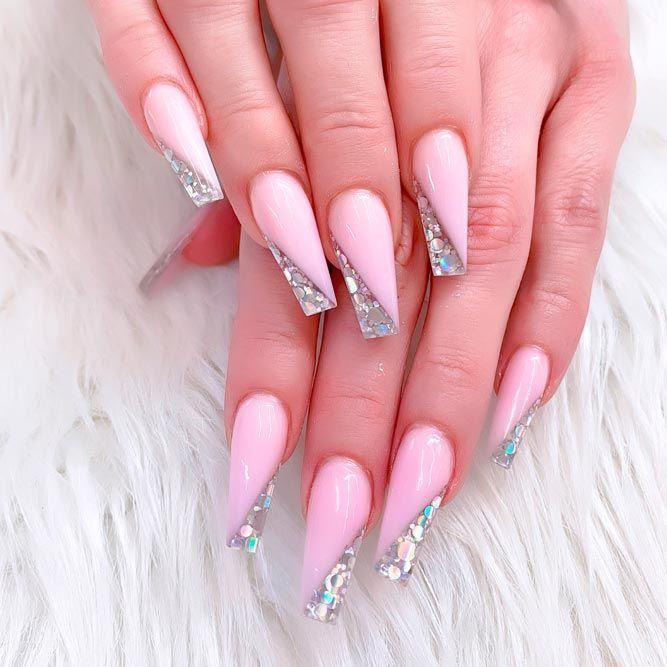 44++ Acrylic nail designs 2021 ideas ideas