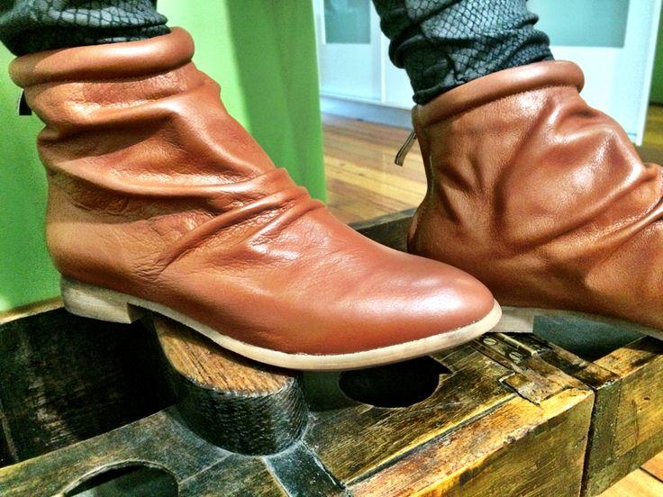 #shortboot #ankleboot #tan