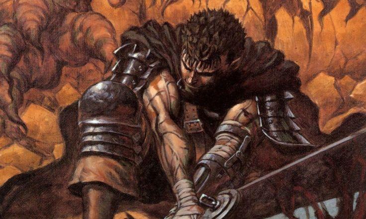 Panini Cómics muestra la portada del segundo tomo de Berserk Maximum