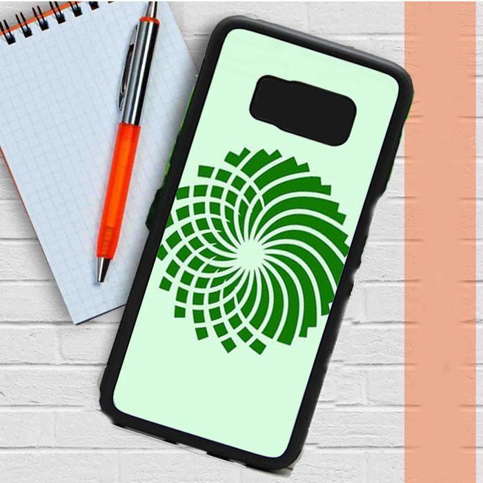 Green Party Logo Samsung Galaxy S8 Plus Case Dewantary