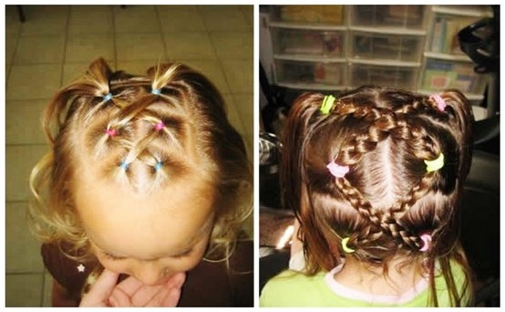 Children's Hairstyle Mesh