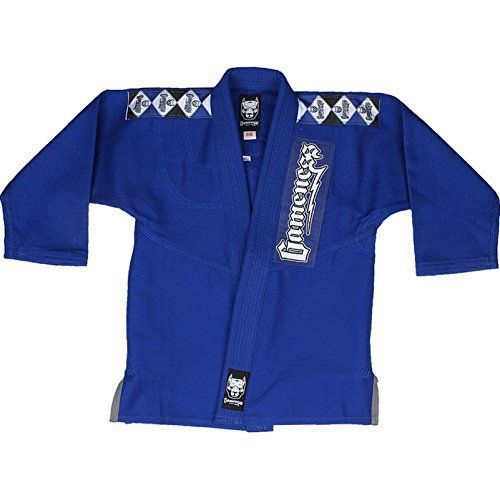 The Gameness Platinum Pup Kids Gi is made with the same quality cotton and unmatched stitching as the adult Platinum Gi! Tournament grade Brazilian Jiu-Jitsu Gi Premium weave made from high quality pr...