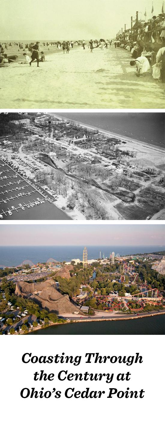 One family grows along with Cedar Point over the last century: http://www.midwestliving.com/blog/life/coasting-through-the-century-at-cedar-point/ #ohio #travel #cedarpoint