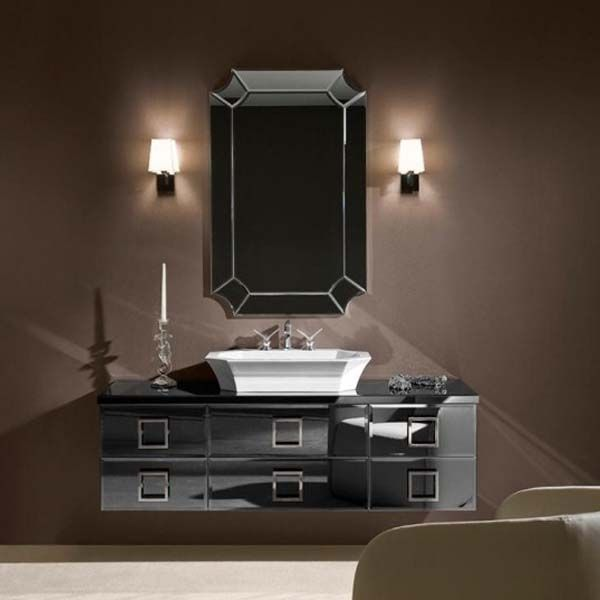 cool 15 art deco bathroom designs to inspire your relaxing sanctuary cool 15 art deco bathroom designs to inspire your relaxing sanctuary with black brown