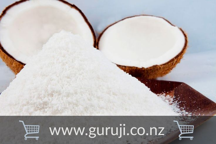 Coconut medium - Available online at GuruJi online supermarket. Retail store is located in Christchurch, New Zealand. GuruJi delivers the items all over the New Zealand if ordered through online.