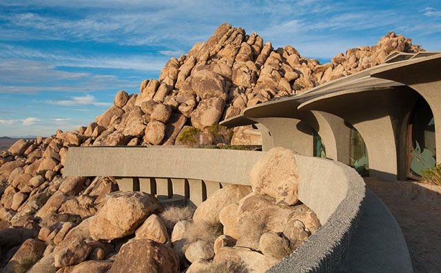 The Desert House: A Landmark Of American Organic Architecture by Kendrick Bangs Kellogg