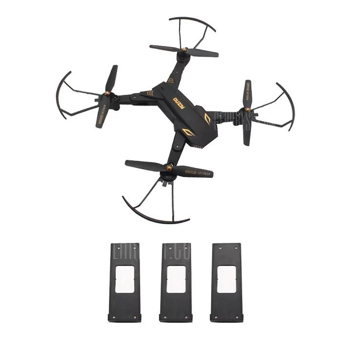 Tianqu Visuo Xs809s 720p Wide Angle Three Batteries 58 99 Discount 24 Off Wifi Fpv Camera Rc Drone Qu Drone Quadcopter Quadcopter Rc Drone