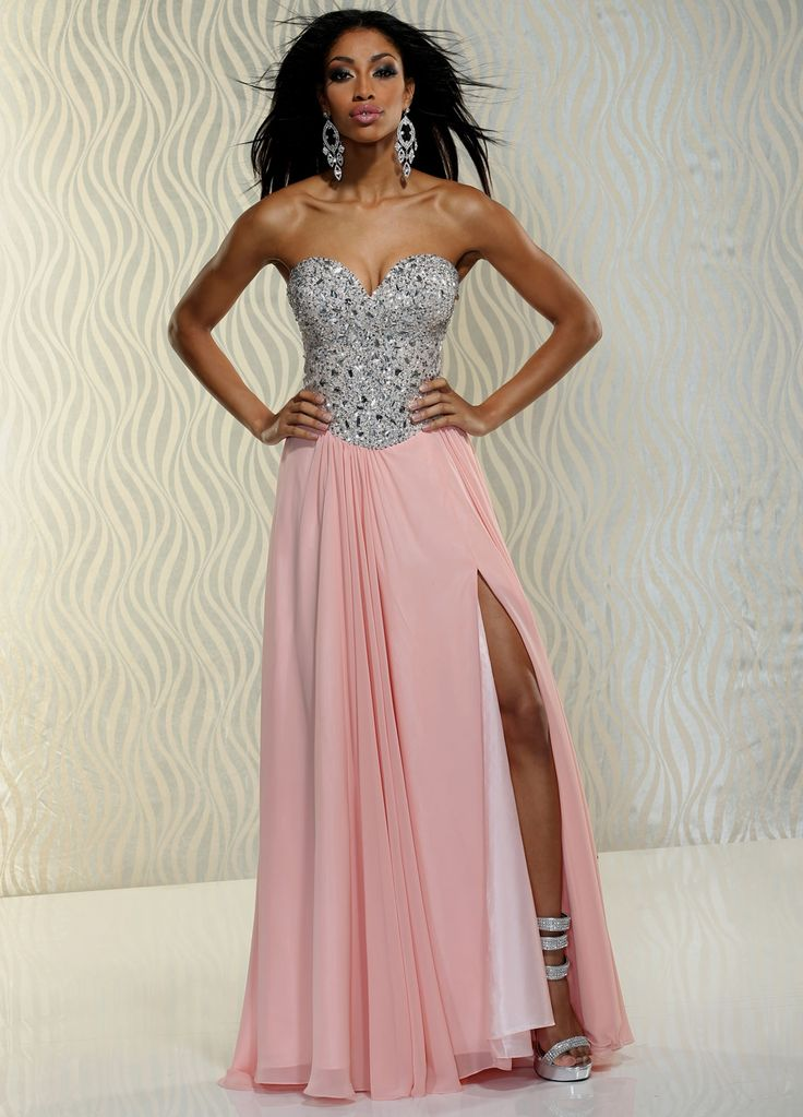 20 best Jewel Upper Body Silver images on Pinterest | Prom gowns ...
