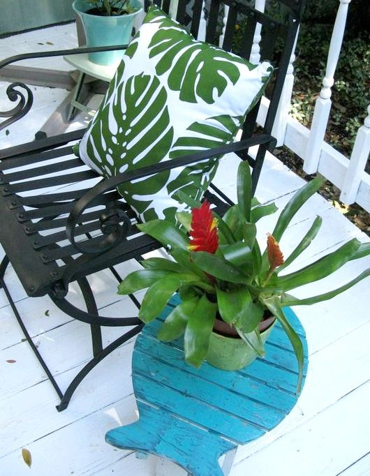 Outdoor Side Tables That Bring The Beach U0026 Coast To Your Patio U0026 Porch