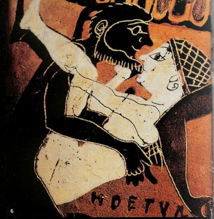 Άρθρο του Παντελή Τσάβαλου, καθηγητή Ιστορίας της Τέχνης Οι παραστάσεις με ερωτικό περιεχόμενο στην αρχαία Περισσότερα
