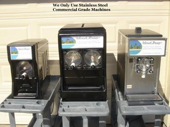 Margarita Machine Rentals Houston & Frozen Drink Machine Rentals in Houston TX by Island Breeze | Katy TX | Sugar Land TX | Cypress TX