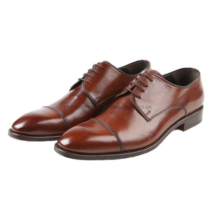 John White - New 2015 John White Shoe Finsbury - Brown