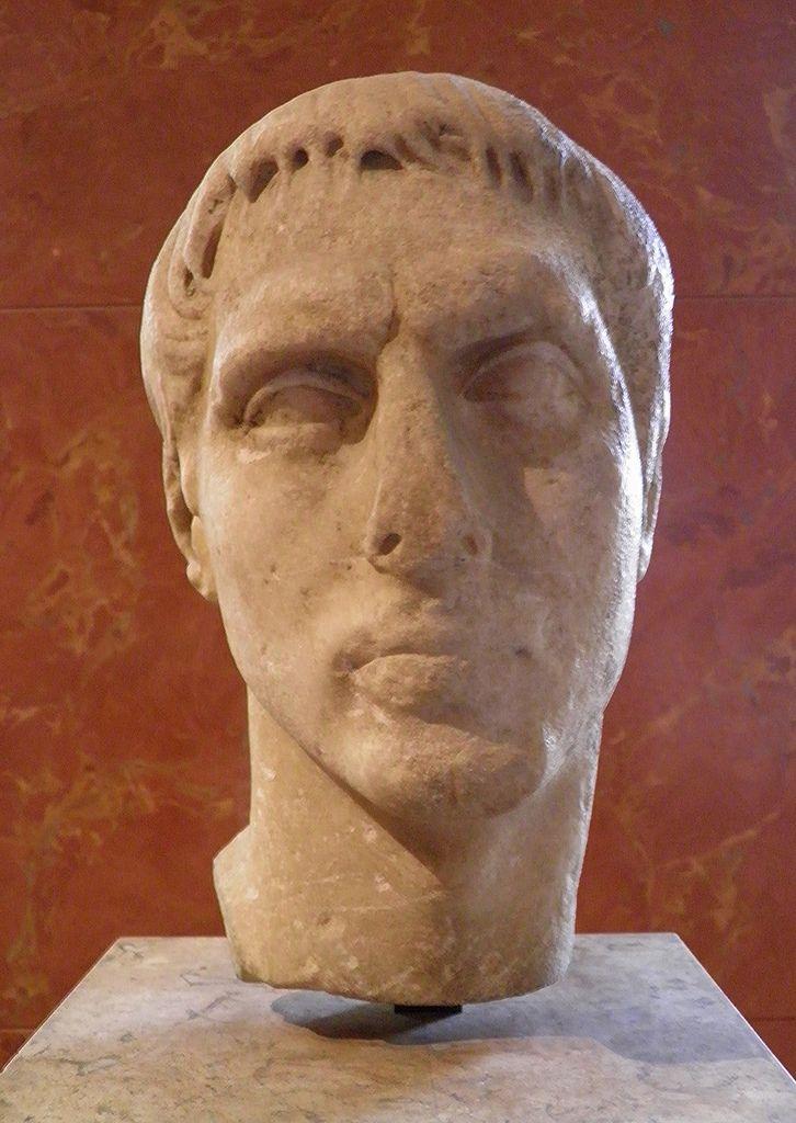 (c. 25 BCE) Marcus Claudius Marcellus (42-23 BCE), nephew of Emperor Augustus