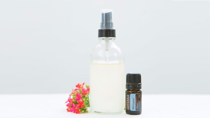 DIY: Essential Oil Perfume | doTERRA Essential Oils