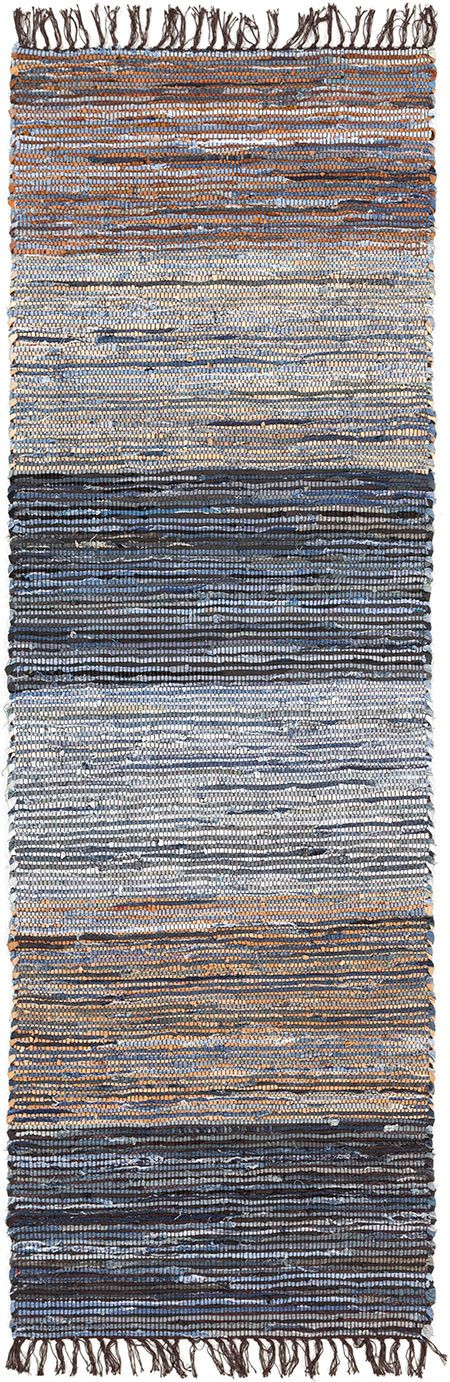 Denim Mocha/Slate Runner Rug