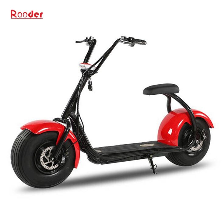 prix citycoco scooter bike with powered motor big wheel 60v lithium battery led light orange yellow blue