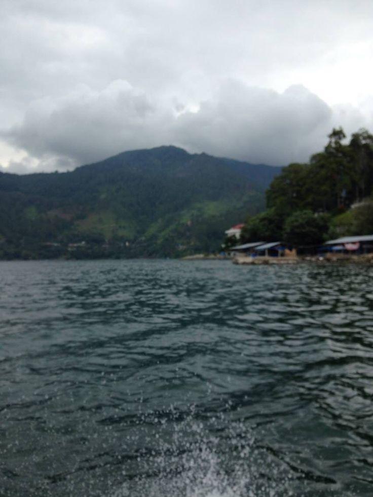 Toba Lake, Prapat- Sumatra, Indonesia