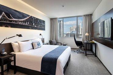 Next hotel Brisbane - great pool area in heart of Brisbane CBD