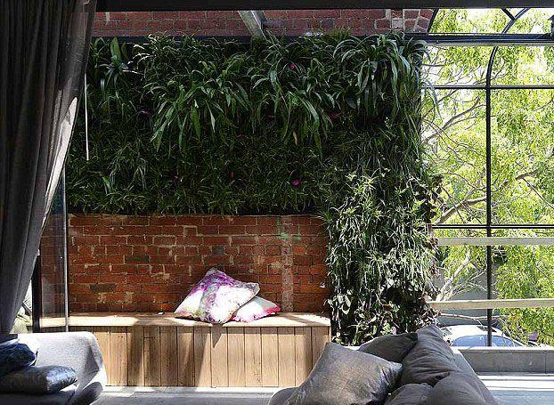 Kyal and Kara's  outdoor terrace /