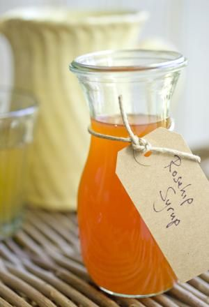 Rosehip syrup - Gloria Nicol/Photolibrary/Getty Images