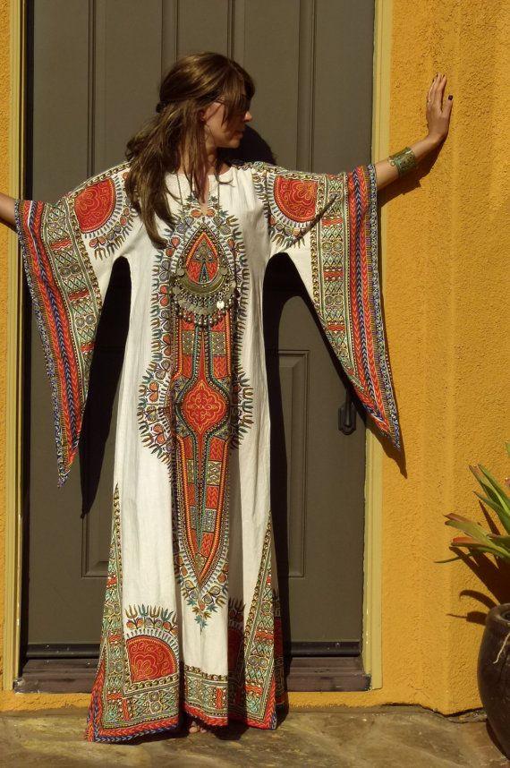 Vtg 60s 70s  Stunning Pakistan / India boho gypsy by Mystikbazaar, $89.50