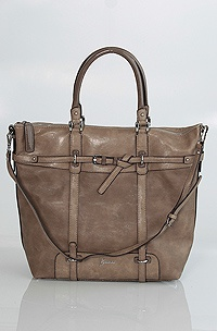 Guess Avera Tote, Taupe