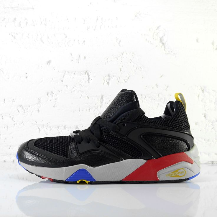 "PUMA BLAZE OF GLORY OG x ALIFE ""HIGH RISE HR DANDELION"""
