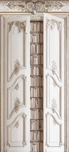 17 best ideas about trompe l oeil porte on pinterest boiserie blanche trompe l oeil mural and. Black Bedroom Furniture Sets. Home Design Ideas