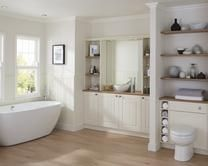 Burford Tongue & Groove | Bathroom Cabinet Collection | Bathroom Cabinets | Howdens Joinery