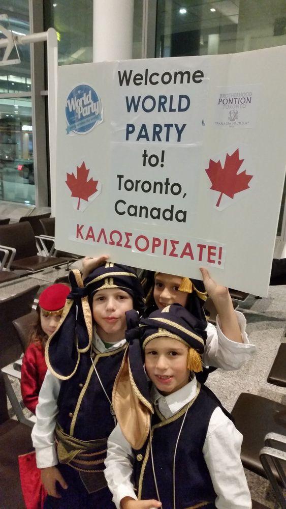 World Party TV Show in Canada, part 1, Alpha TV, with Sakis Tanimanidis Georgios Mavridis. 6 April 2016, 22:00. #SakisTanimanidis #GeorgiosMavridis #YOLO #TvShow #documentary #travelling #entertainment