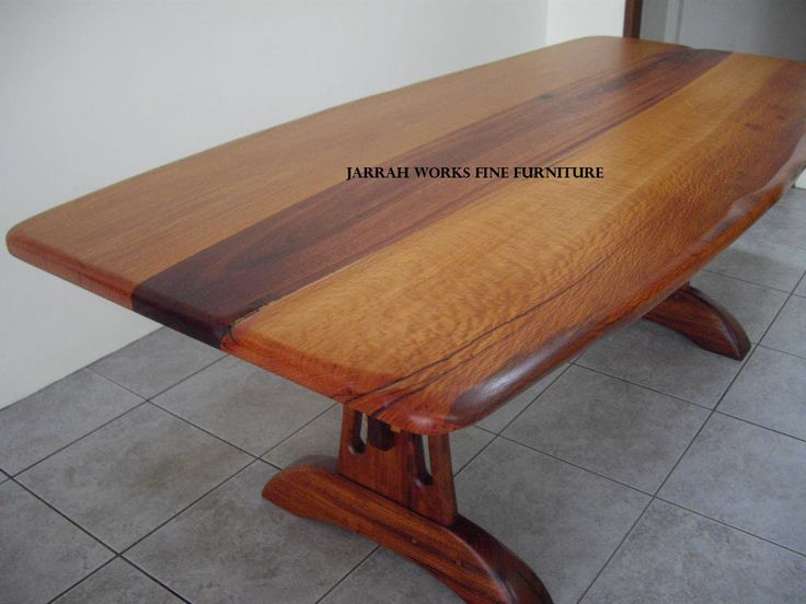 She-oak and Ipil Dining table