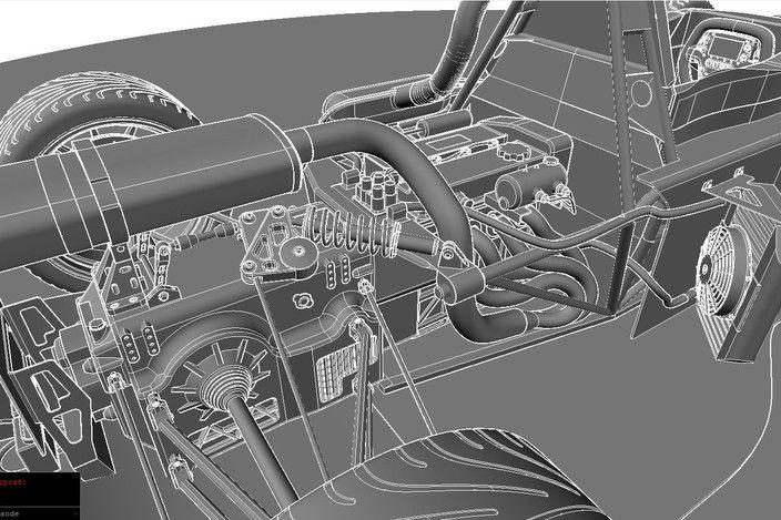 Pin en CAD/3D CNC