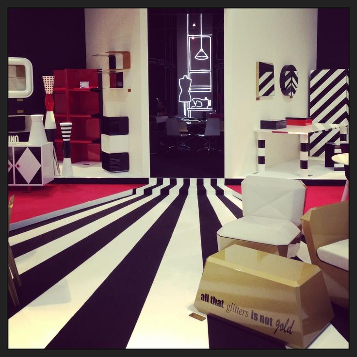 #altreforme stand @iSaloni 2013  #interior #designweek #interior #home #decor #homedecor #furniture #aluminium