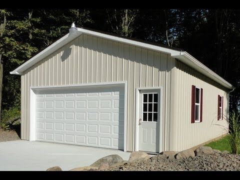 Steps To Building A Pole Barn Woodworking Projects Plans