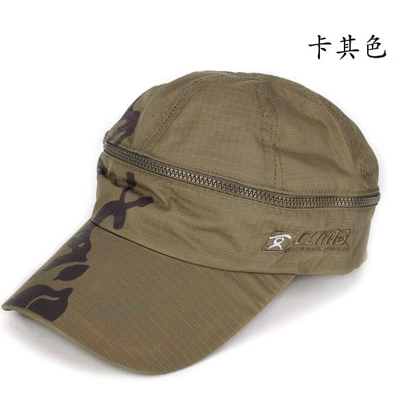 factory wholesale western hot sell zip baseball caps womens free size mens sun visor hats cheap hollow trapper hat free shipping
