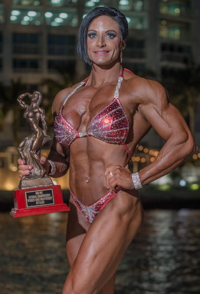 Is There Specific Bodybuilding for the Girls?