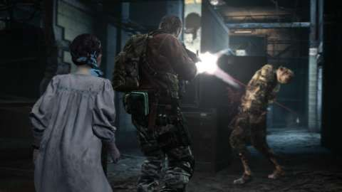 Resident Evil Revelations 2 Removes Features From PC Version - http://videogamedemons.com/news/resident-evil-revelations-2-removes-features-from-pc-version/