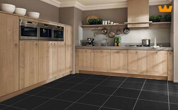 25 beste idee n over rustieke keukens op pinterest rustieke keuken rustieke keukenkasten en - Deco design keuken ...
