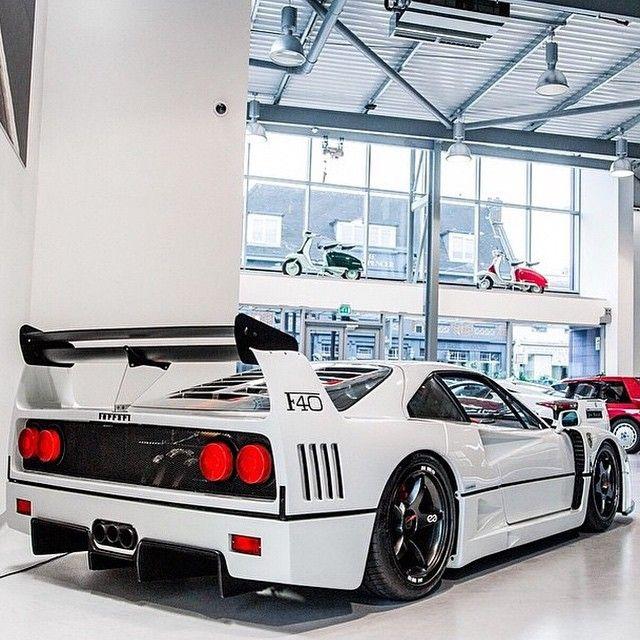 Ferrari F40 LB                                                                                                                                                                                 Mais