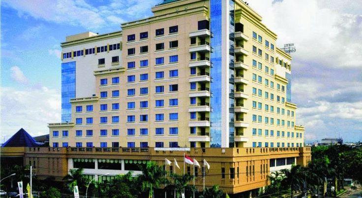 Grand Angkasa International Hotel. Jalan Sutomo No.1 , Medan