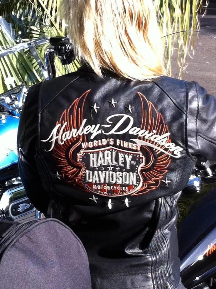 My Harley Jacket